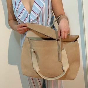 Perdo Garcia Zip flap handbag